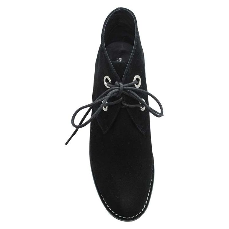 Picture of Keave Black Suede