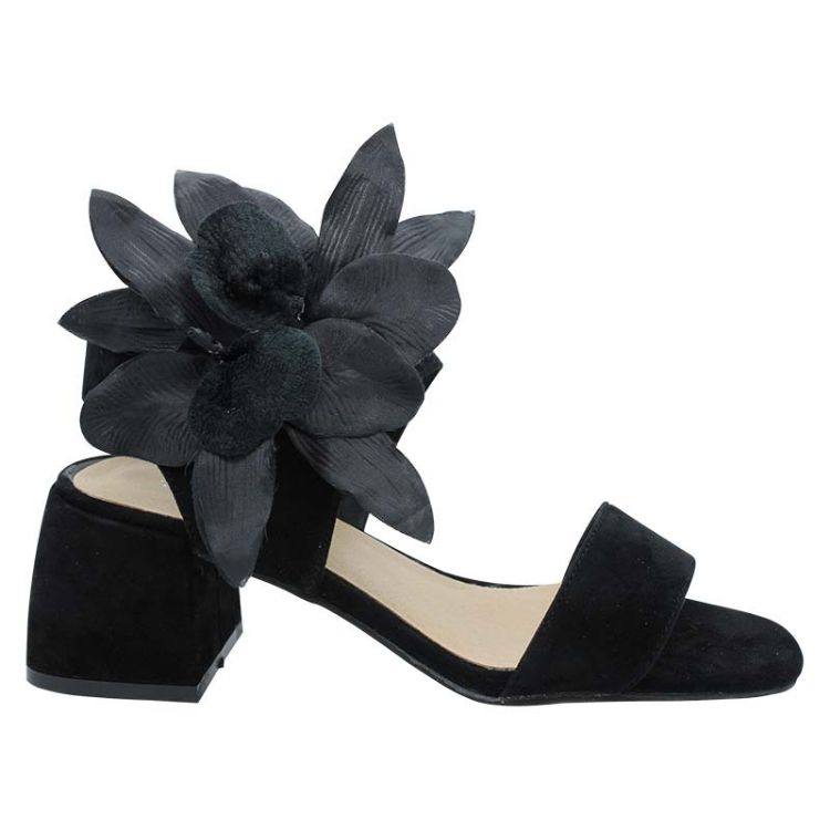 Picture of Wynel Black Suede