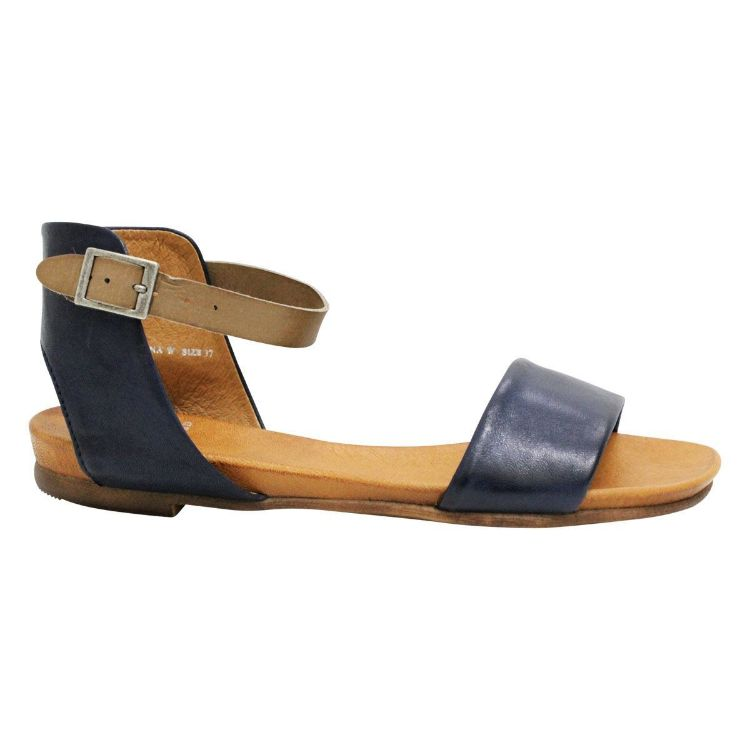 Picture of Larna Navy/ Taupe