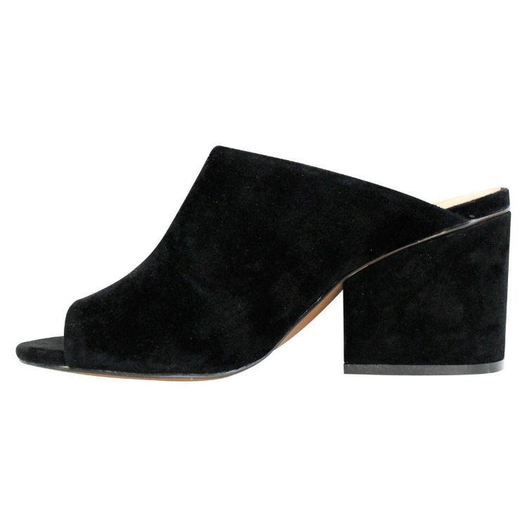 Picture of Camdyn Black Suede
