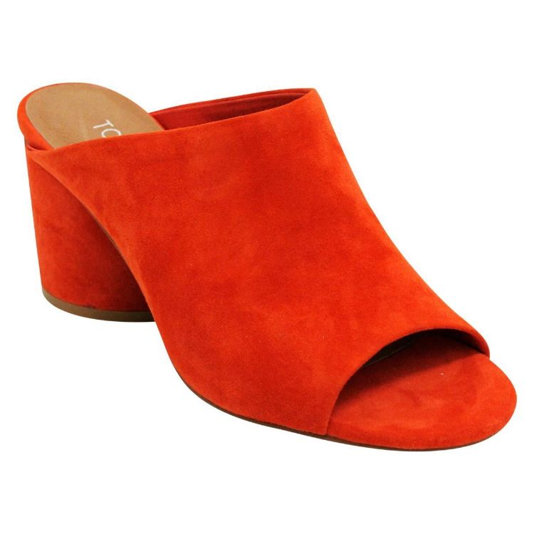 Picture of Camdyn Tangerine Suede