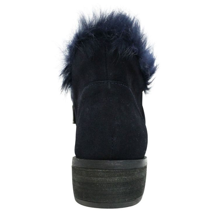 Picture of 14836 Navy Suede