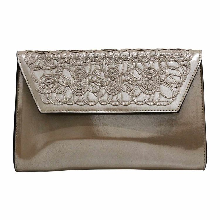 Picture of Event Bag Soft Gold