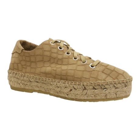 Picture of 2053 Natural Croc Suede