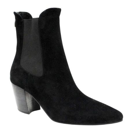 Picture of Ushola Black Suede