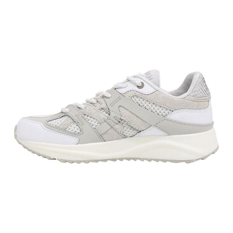 Picture of Eve Suede Mesh Bright White