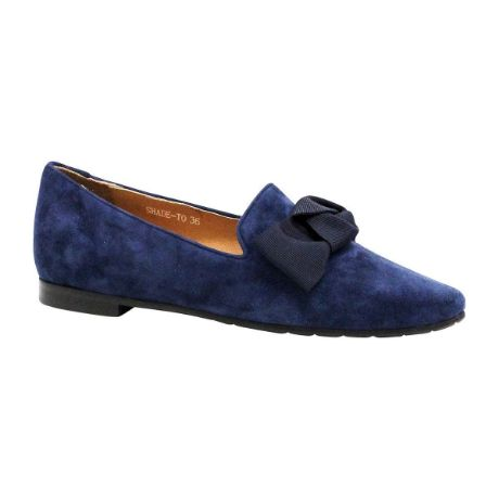 Picture of Shade Navy Suede