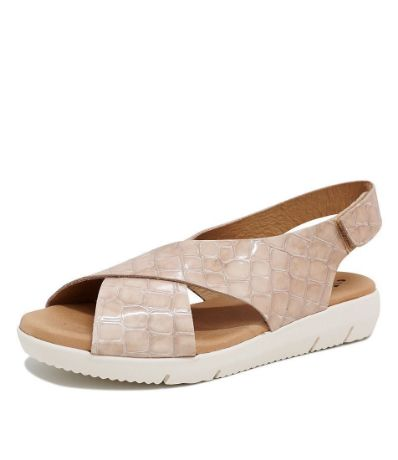 Picture of Blend Natural Croc Patent